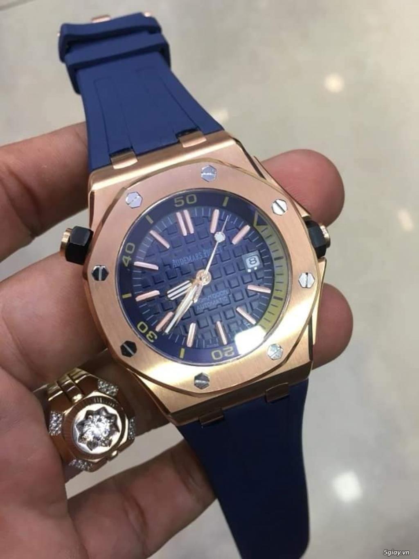 Siêu phẩm Audermard Piaget Silver & pink gold & Blue - 12