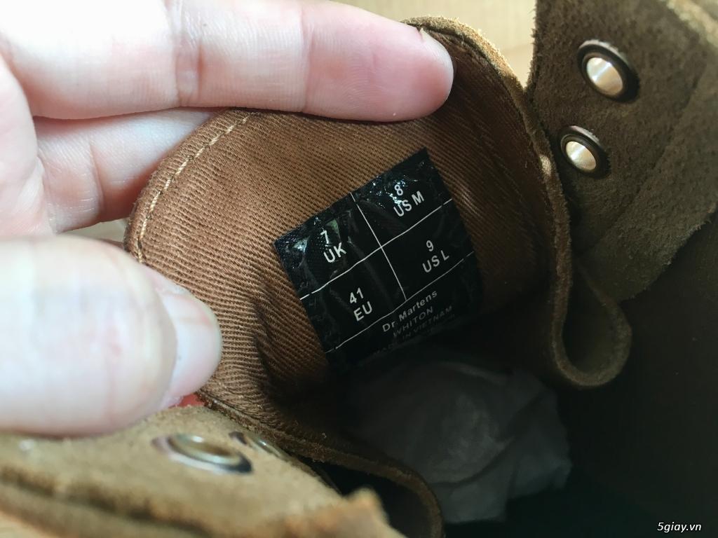 Hàng về GIÀY DR MARTENS FULLBOX, giày da, thể thao nam hàng hiệu - 31
