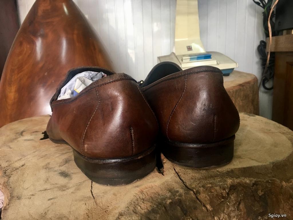 Hàng về GIÀY DR MARTENS FULLBOX, giày da, thể thao nam hàng hiệu - 22