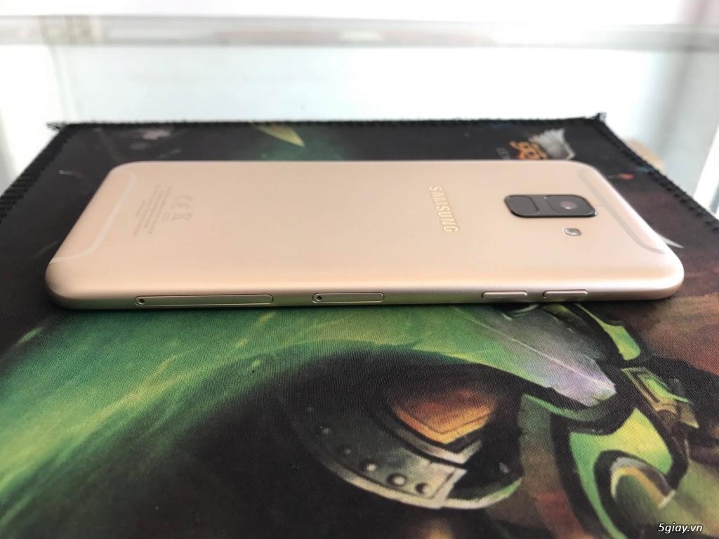 Samsung Galaxy A6 zin đẹp 99% bảo hành 12 tháng - 3