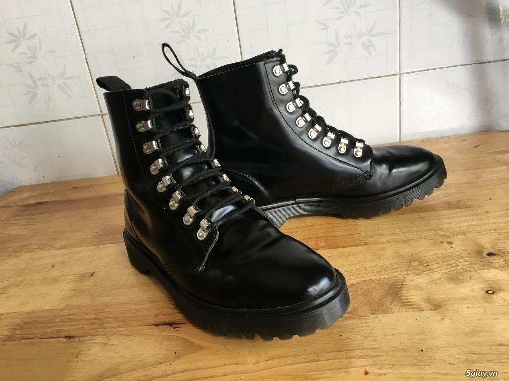 Hàng về GIÀY DR MARTENS FULLBOX, giày da, thể thao nam hàng hiệu