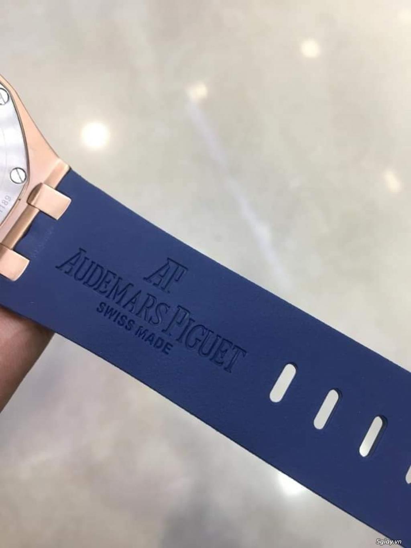 Siêu phẩm Audermard Piaget Silver & pink gold & Blue - 10