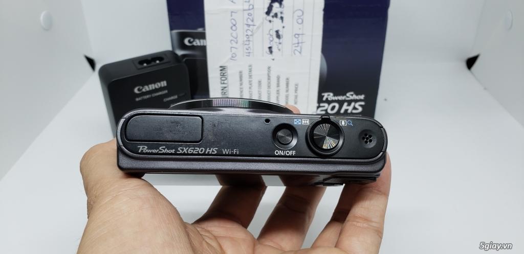 Cần bán: Máy Ảnh Canon SX 620 HS - Hàng mua từ Nhật - 3