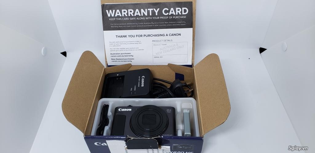 Cần bán: Máy Ảnh Canon SX 620 HS - Hàng mua từ Nhật