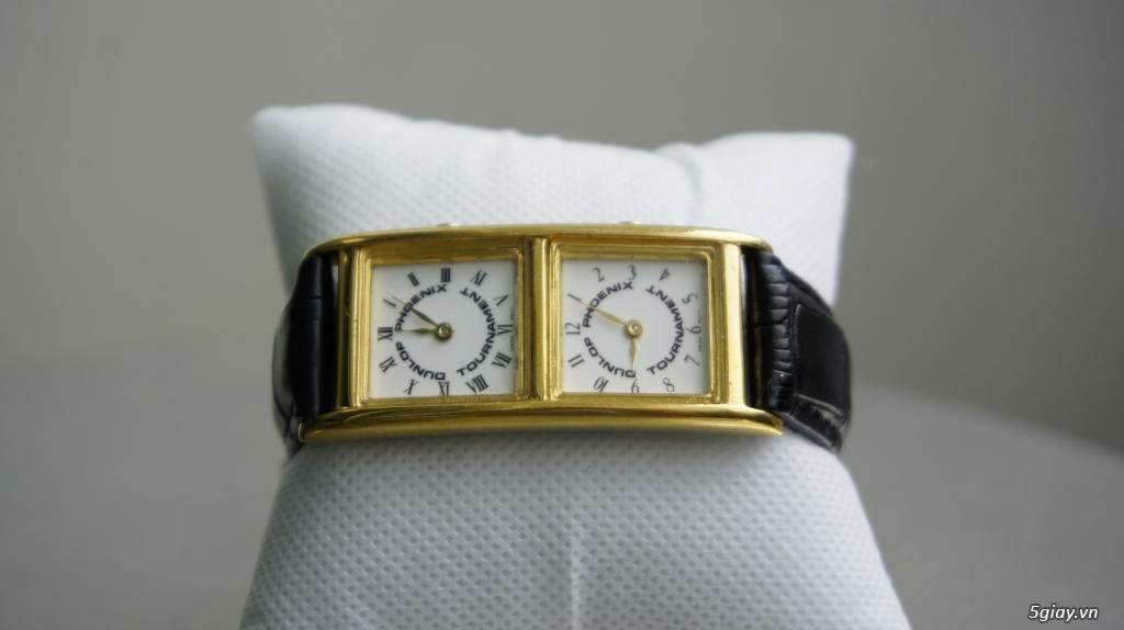 Đồng hồ Swatch Snowpass và Dunlop Phoenix - Swiss - 3