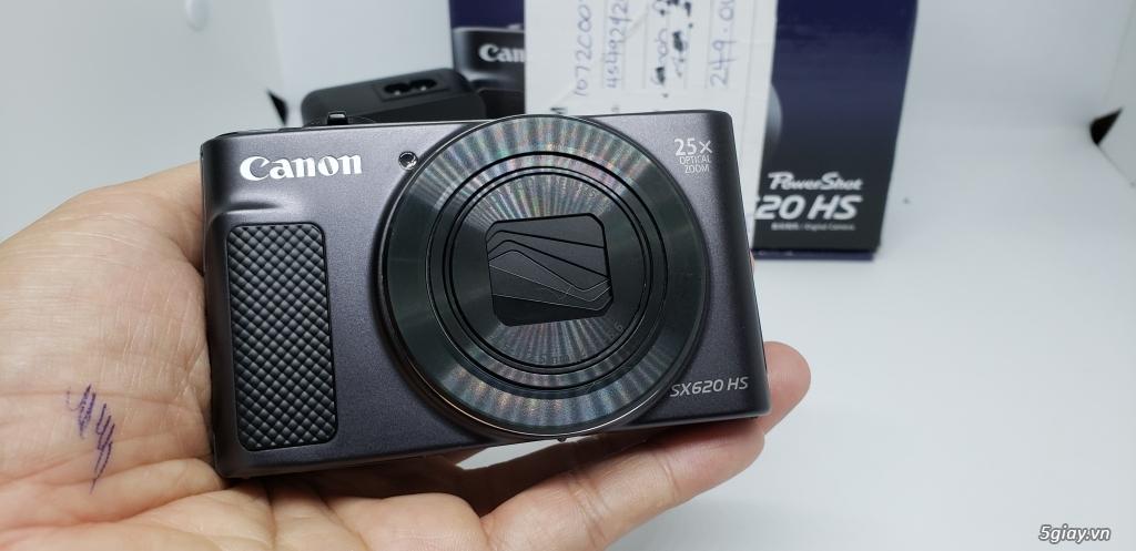 Cần bán: Máy Ảnh Canon SX 620 HS - Hàng mua từ Nhật - 1