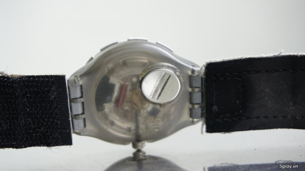 Đồng hồ Swatch Snowpass và Dunlop Phoenix - Swiss - 2