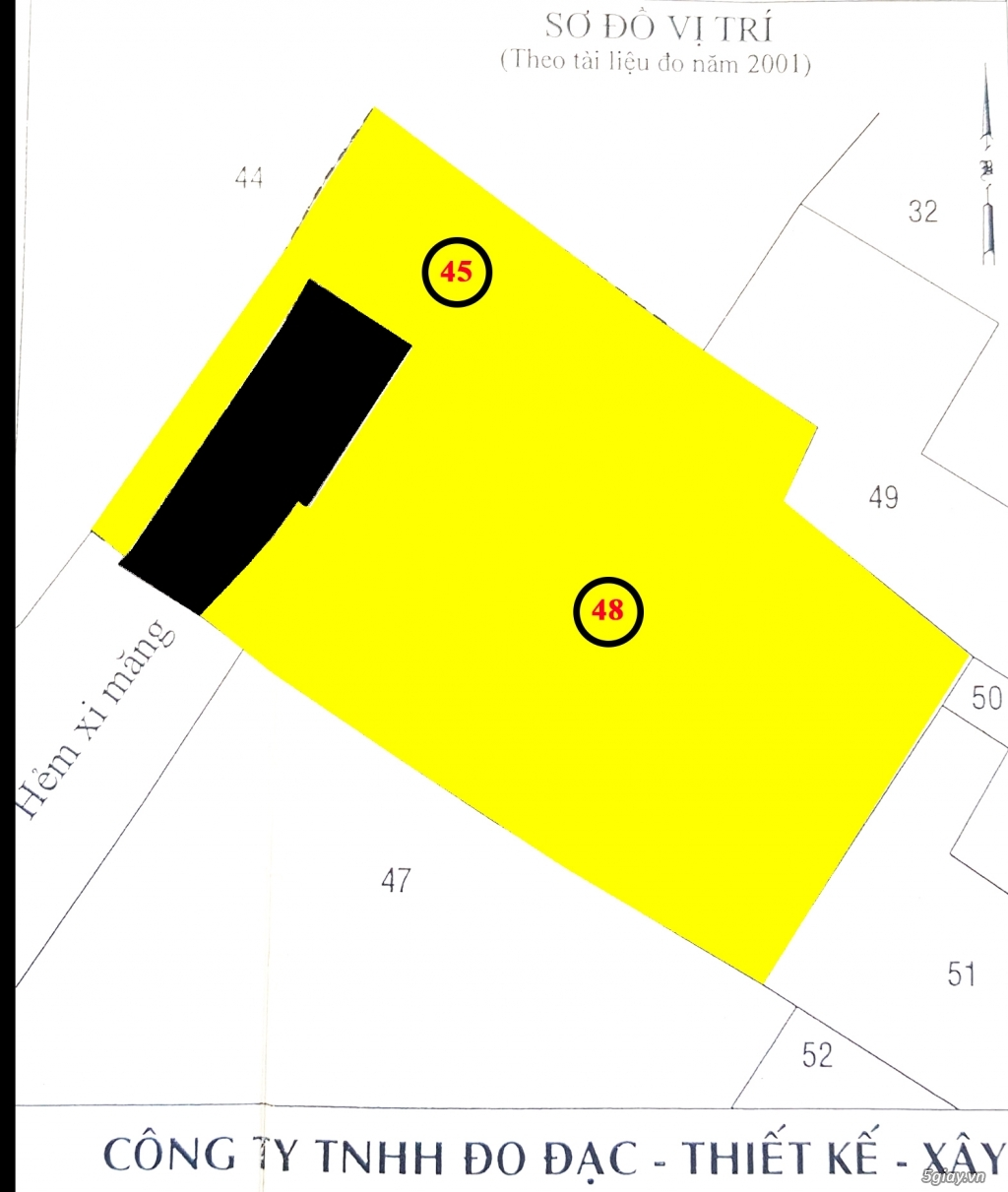 BÁN 02 NHÀ 249 m2 liền kề đường XÓM CHIẾU - QUẬN 4 - 3