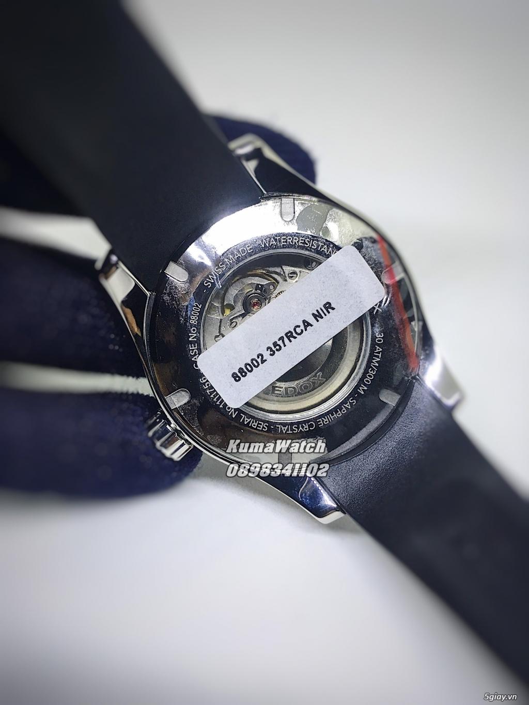 [KumaWatch] Edox Grand Ocean, Tissot Diamond- Swiss Made Automatic - 31