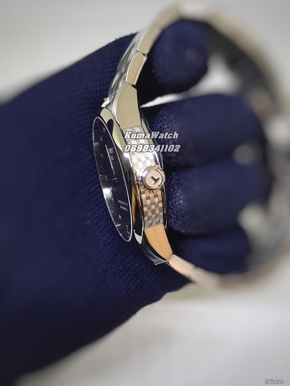 [KumaWatch] Edox Grand Ocean, Tissot Diamond- Swiss Made Automatic - 2