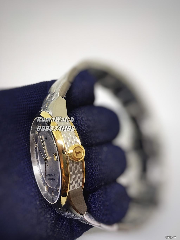 [KumaWatch] Edox Grand Ocean, Tissot Diamond- Swiss Made Automatic - 18