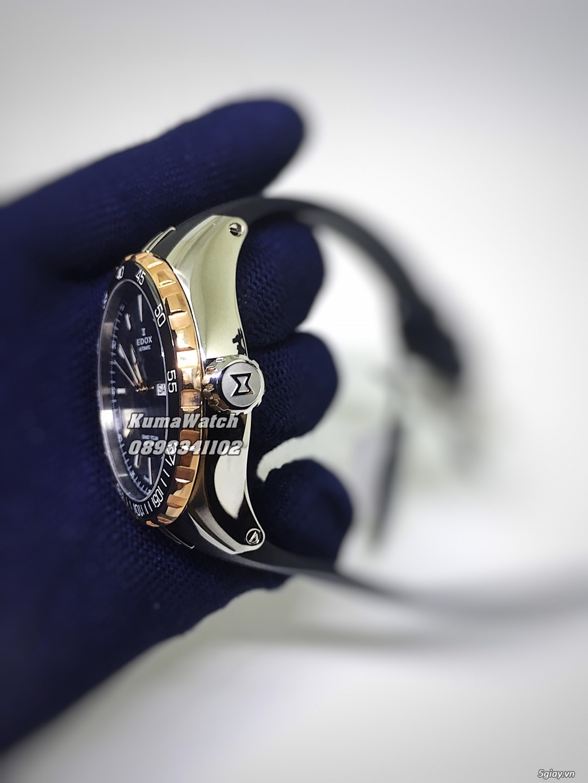 [KumaWatch] Edox Grand Ocean, Tissot Diamond- Swiss Made Automatic - 30