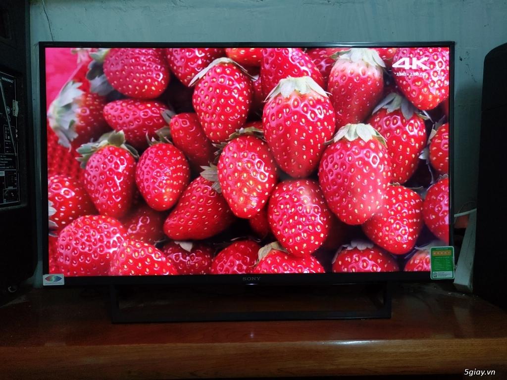 Tivi giải trí cực tốt Sony 40W660E giá cực tốt