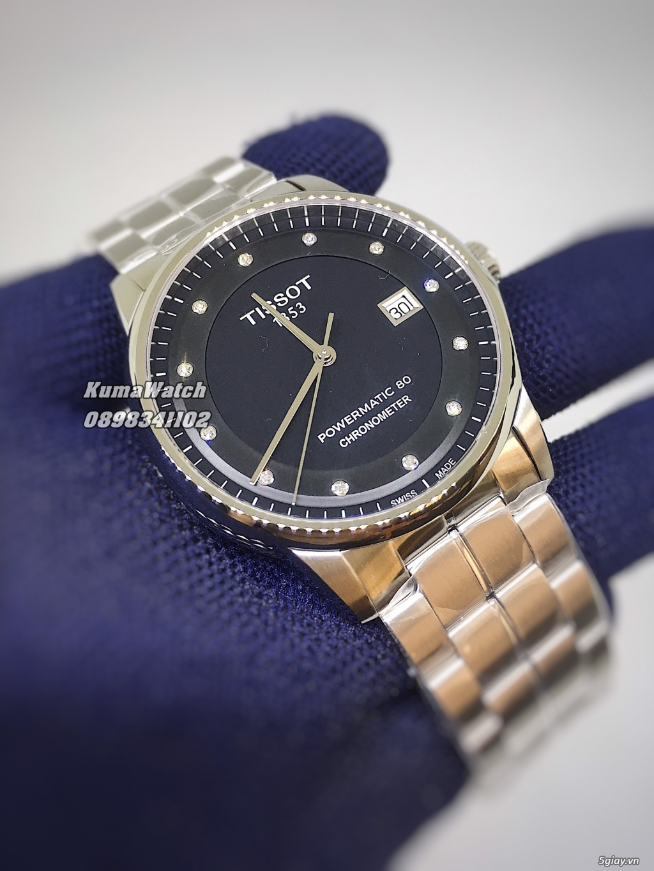 [KumaWatch] Edox Grand Ocean, Tissot Diamond- Swiss Made Automatic - 6