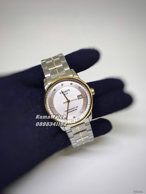 [KumaWatch] Edox Grand Ocean, Tissot Diamond- Swiss Made Automatic - 22