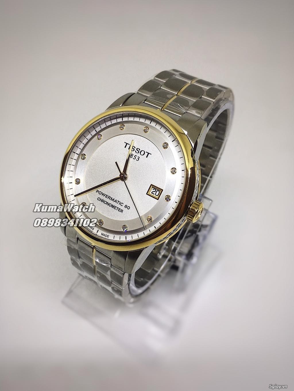 [KumaWatch] Edox Grand Ocean, Tissot Diamond- Swiss Made Automatic - 20