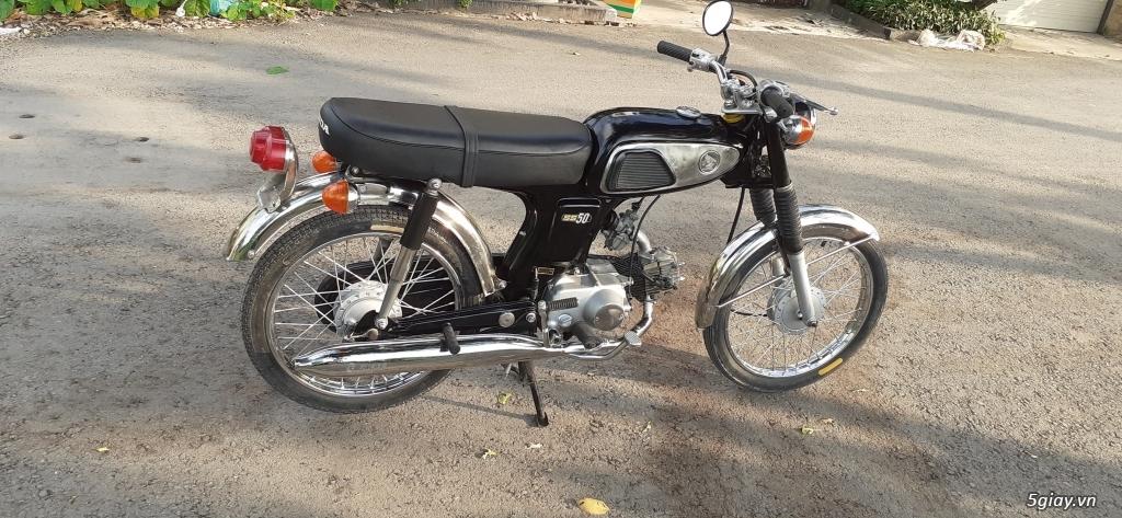 Honda 67 cd Cl50 các đời cho ae đam mê chơi. - 19