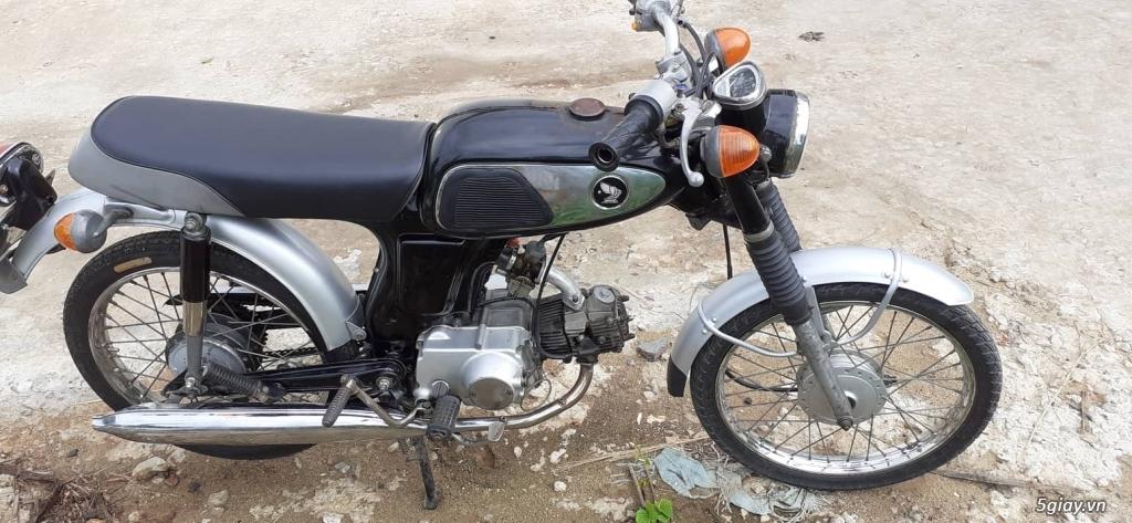 Honda 67 cd Cl50 các đời cho ae đam mê chơi. - 4
