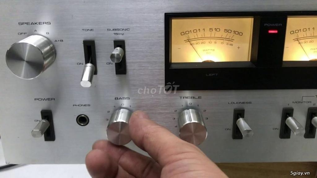 Cần bán : Amply pioneer 7800II huyền thoại