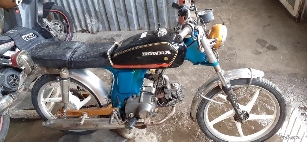 Honda 67 cd Cl50 các đời cho ae đam mê chơi. - 27