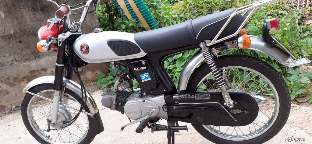 Honda 67 cd Cl50 các đời cho ae đam mê chơi. - 10