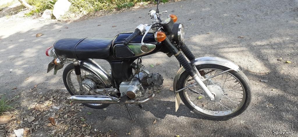 Honda 67 cd Cl50 các đời cho ae đam mê chơi. - 13