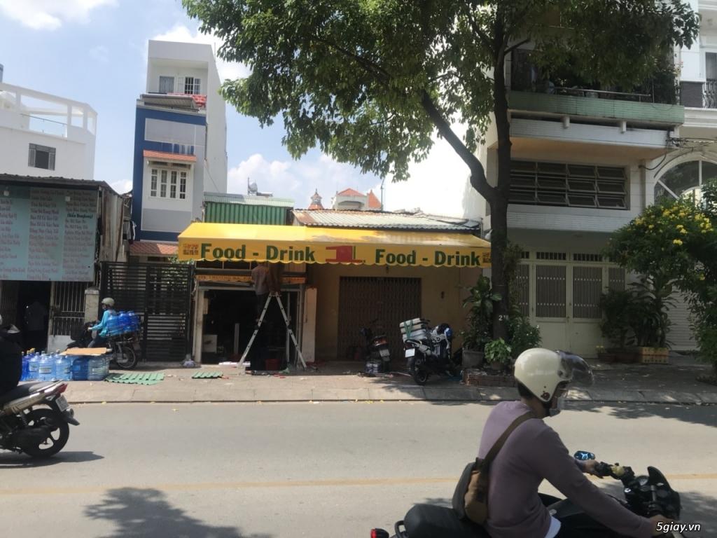 Sang Quán Nhậu MT 273 Trường Sa. P3 Q Bình Thạnh Giáp Q1.có bãi xe hơi