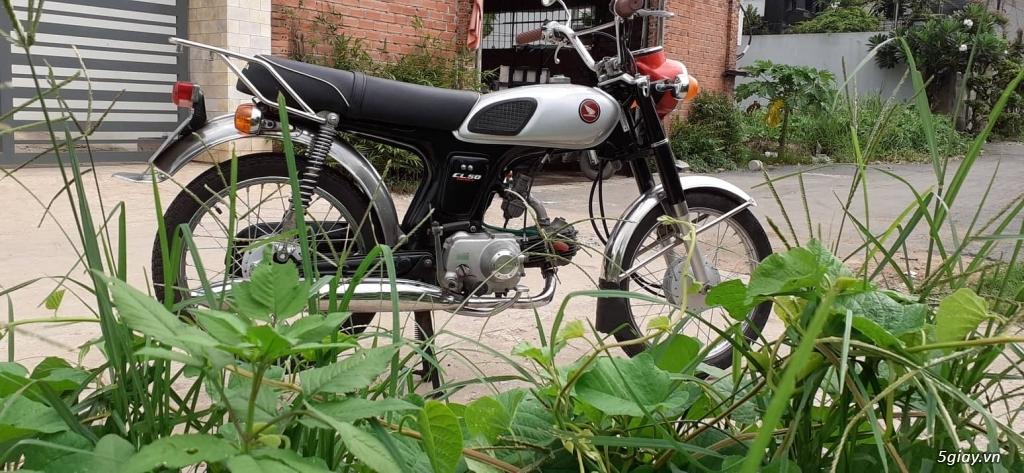 Honda 67 cd Cl50 các đời cho ae đam mê chơi. - 12