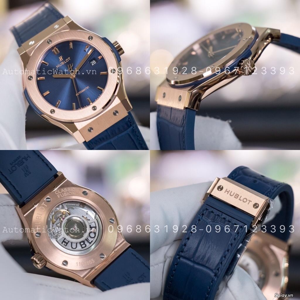 Chuyên đồng hồ Rolex, Omega, Hublot, Patek, JL, Bregue ,Cartier..REPLICA 1:1 AutomaticWatch.vn - 41