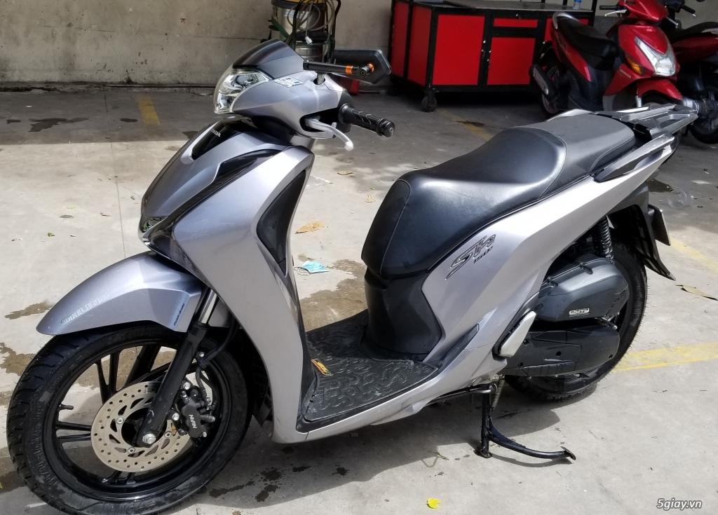 Honda SH150 zin 100% 2017 Giấy chính chủ - 2