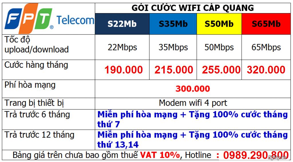 Lắp mạng wifi cáp quang FPT quận thủ đức - 1