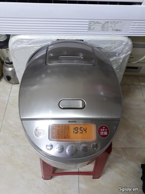 Chuyên bán hàng điện tử - điện gia dụng Nhật Bản secondhand. Nồi cơm - máy giặt - bếp từ- quạt ... - 26