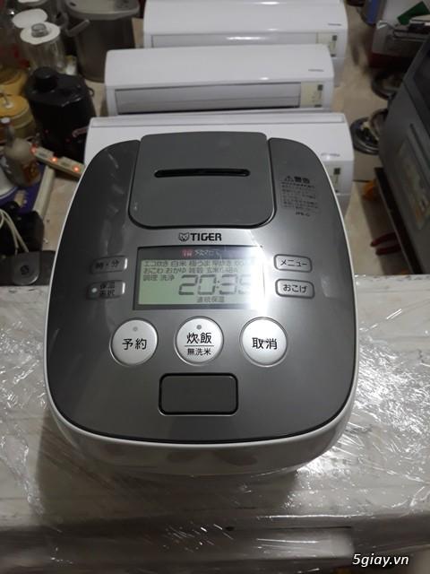 Chuyên bán hàng điện tử - điện gia dụng Nhật Bản secondhand. Nồi cơm - máy giặt - bếp từ- quạt ... - 17