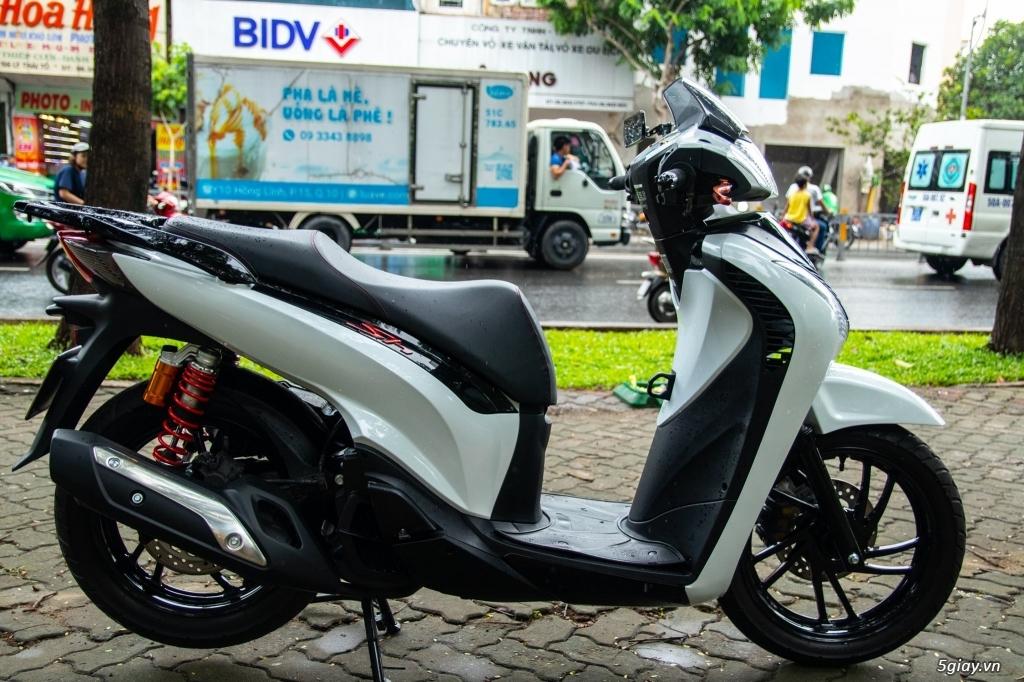 SHVN 125 Lên Full Ý Sporty + SmartKey BSTP Vip Tam Hoa 8 Nút Chính Chủ - 1