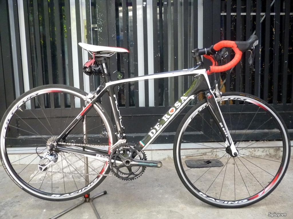 Dzương's Bikes - Xe cuộc đua carbon hàng bãi Nhật - 9