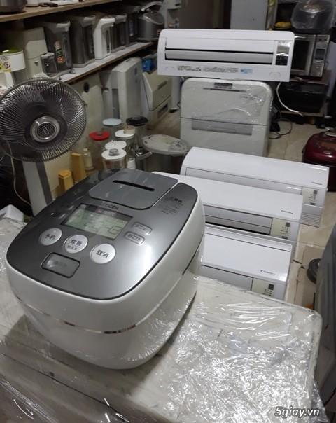 Chuyên bán hàng điện tử - điện gia dụng Nhật Bản secondhand. Nồi cơm - máy giặt - bếp từ- quạt ... - 18