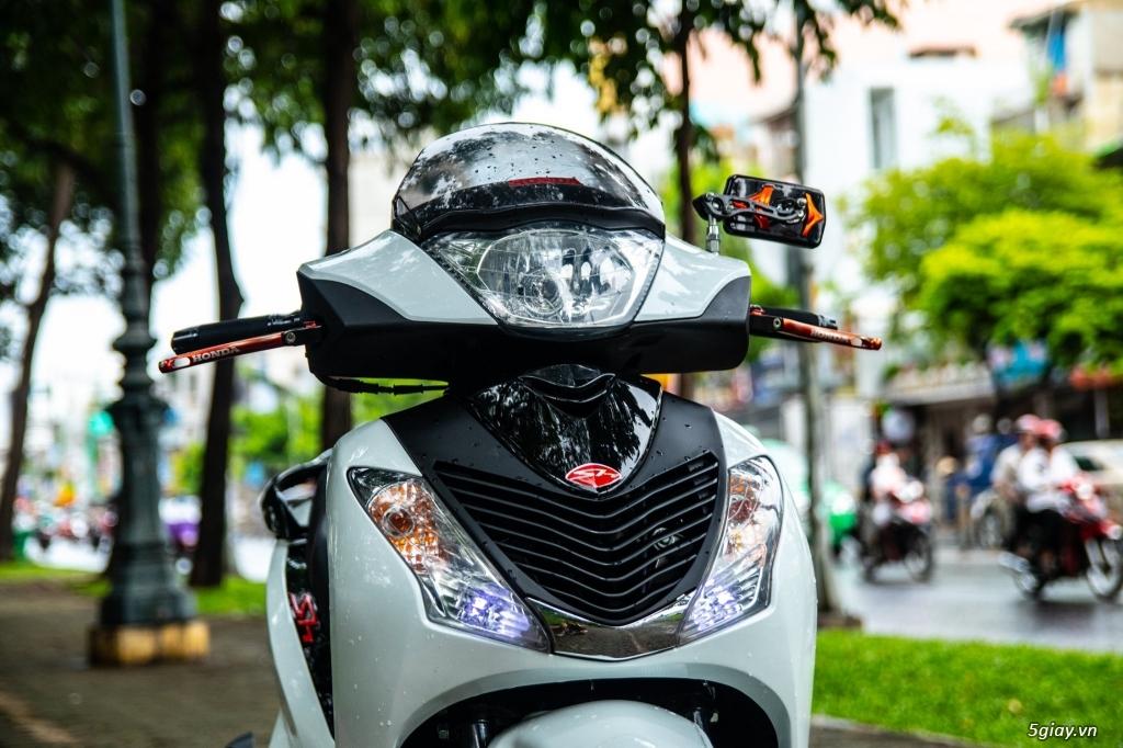 SHVN 125 Lên Full Ý Sporty + SmartKey BSTP Vip Tam Hoa 8 Nút Chính Chủ - 2