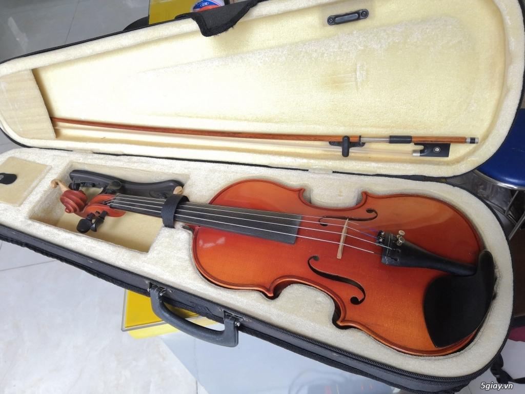 Violin Đức handmade tiếng bao hay - 1