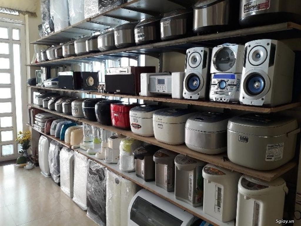 Chuyên bán hàng điện tử - điện gia dụng Nhật Bản secondhand. Nồi cơm - máy giặt - bếp từ- quạt ... - 1