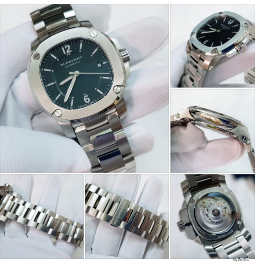 Phúc-Đồng Hồ (BUY & SELL AUTHENTIC WATCHES) Longines-Omega-Tissot-... - 25