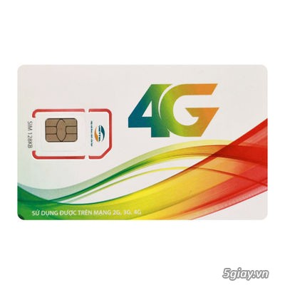 Sim Viettel 4Gb x 6 tháng, miễn phí không cần nạp tiền, end 23h00 18/08/2019