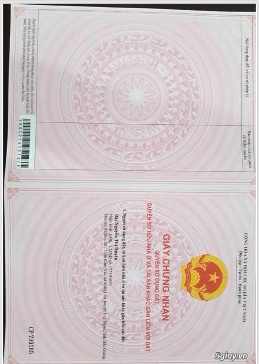 Đất sổ đỏ 2triệu/m2 gần biển Hồ Tràm, 500m2, LH: 0785735198 - 1