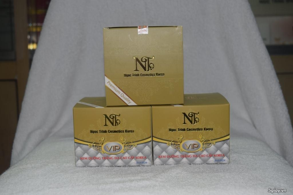 Kem dưỡng trắng da mặt trị nám chống lão hóa da  ngọc trinh spa - 1