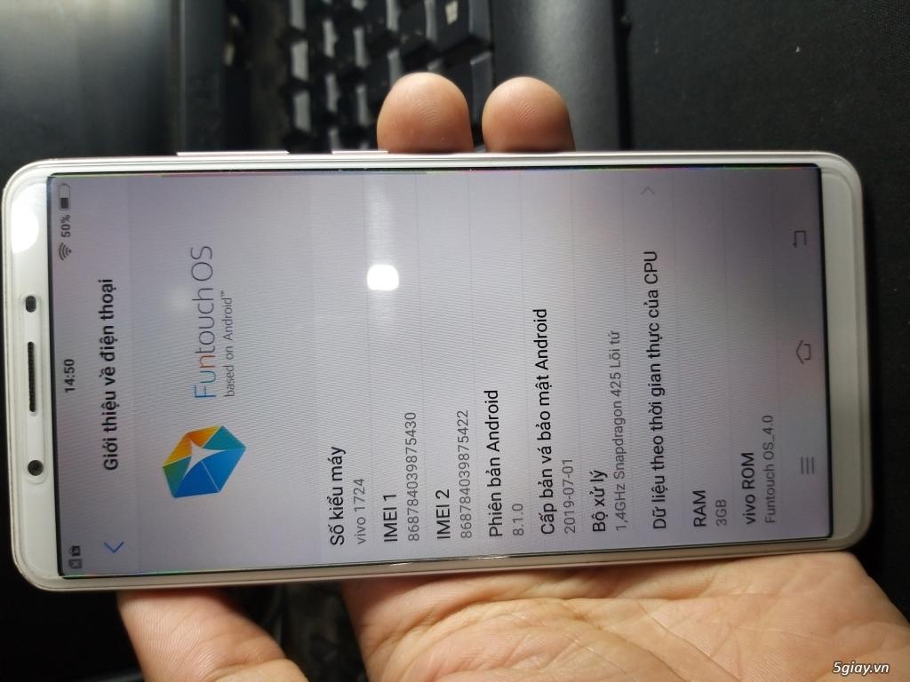 Vivo Y71 16 GB Vàng - 4