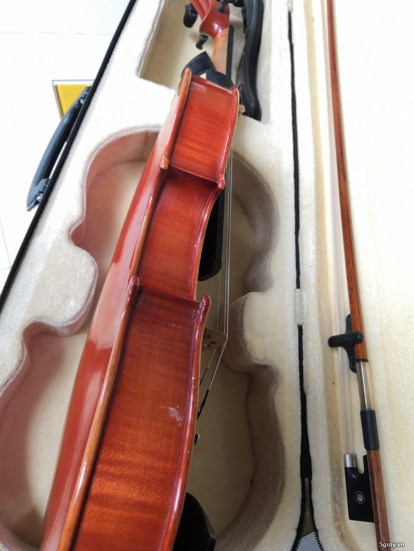 Violin Đức handmade tiếng bao hay - 4