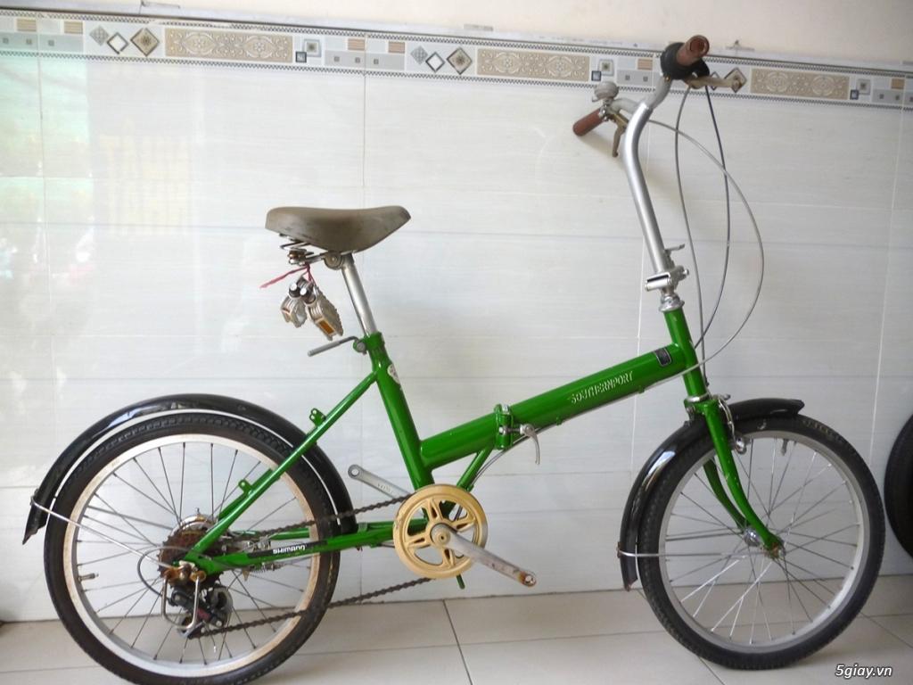 Dzuong's Bikes - Chuyên bán sỉ và lẻ xe đạp sườn xếp hàng bãi Nhật - 10