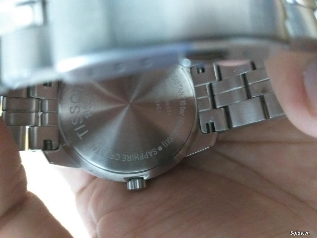 Đồng hồ nam hiệu Tissot - 1