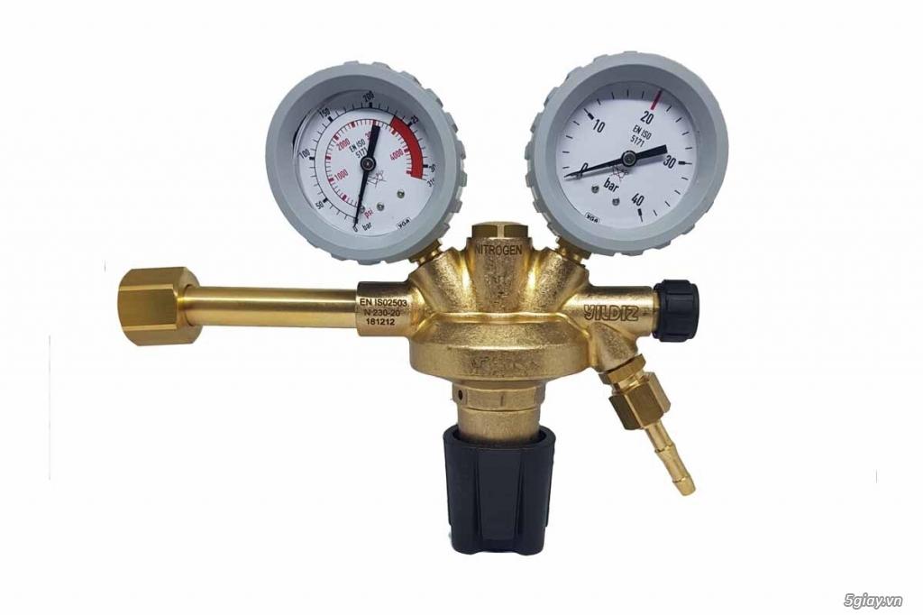 Đồng hồ giảm áp khí nén tại TP.HCM - 2