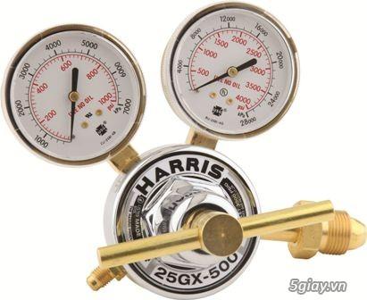 Đồng hồ giảm áp khí nén tại TP.HCM