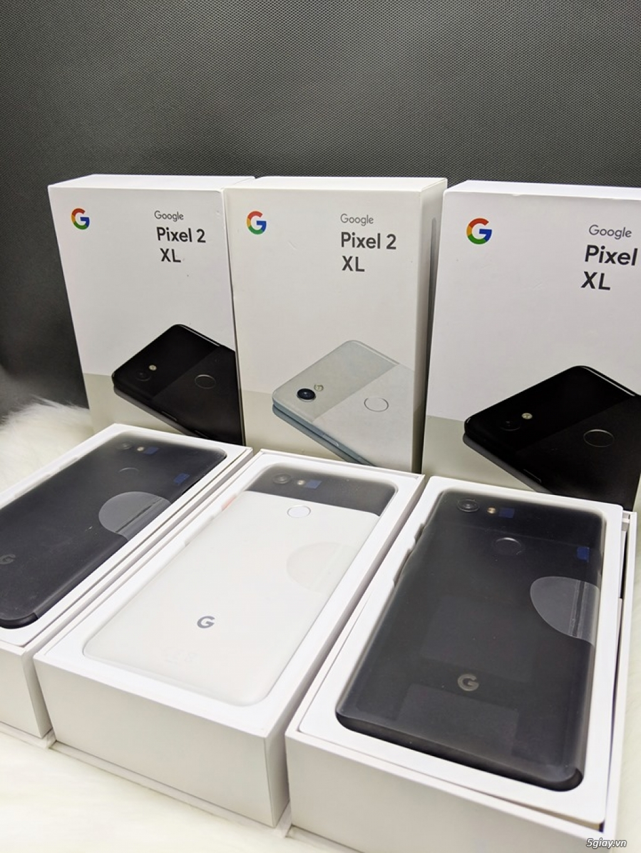 Bán Google Pixel 2XL 64GB (New) TBH, Bảo Hành 12 Tháng  Quận Gò Vấp